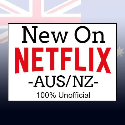 Logo for NewOnNetflixANZ